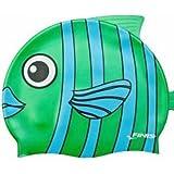 FINIS Animal Heads, Emerald Fish Head, One Size/Emerald Fish Head