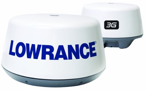 Lowrance 3G Broadband Radar Kit for HDS Systems
