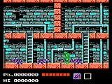 NES Teenage Mutant Ninja Turtles Video Game - USED