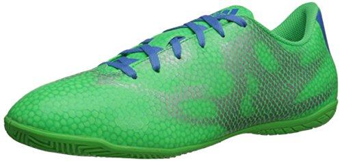 adidas Performance Women's F5 Indoor W-W Soccer Shoe, Flash