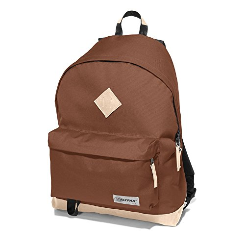 Eastpak wyoming-sac à dos - 24 l 40 cm - Marron - into maroon, taille unique