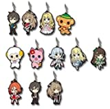 Most lottery Amagi Brilliant Park E Award rubber strap 12 species set