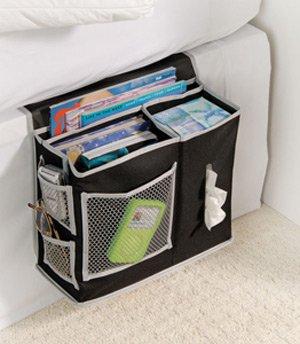 6-Pocket Bedside Storage Mattr...