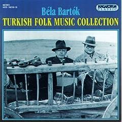 バルトークの録音 Turkish Folk Music Collectionの商品写真
