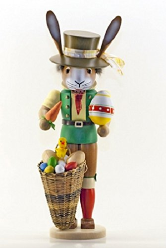 Mr. Easter Bunny German Nutcracker