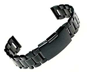 Amazon.com: Ritche 22mm Stainless Steel Bracelet Watch