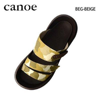 Re:gettA Canoe カヌー サンダル 3colors (Sサイズ, BEG-BEIGE)