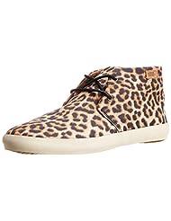 Vans Women's Leopard Canvas Sneakers - 7 UK