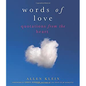 Learn more about the book, Words of Love: Quotations from the Heart
