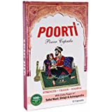 Poorti Power Capsules(for Men's) Enrich With Safed Musli, Ashwagandha, Shilajit Extract- 60 Capsules