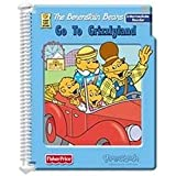 The Berenstain Bears Go To Grizzlyland Book And Cartridge