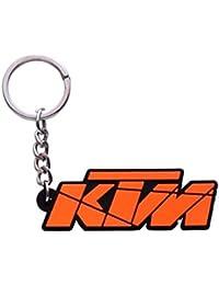 Parrk KTm Rubber Keychain