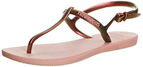 Havaianas Freedom - Flip-Flop unisex, color Crocus Rose 3544, talla 356