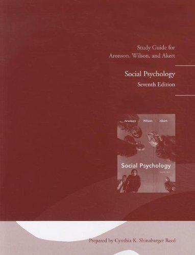 The Social Animal Elliot Aronson 11th Edition Pdf