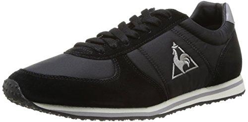 Le Coq Sportif Bolivar - Calzado deportivo unisex, color negro / titanio, talla 41