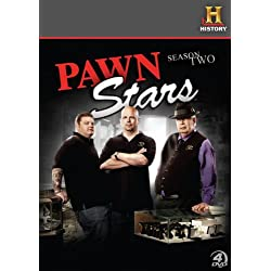 Pawn Stars: Season 2 [DVD] [Import]