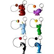 Hog Wild Toys Popper Pop (24) Series 2 Keychain