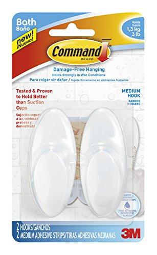 command bath18 es frosted bath