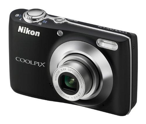 Nikon COOLPIX L24 14 MP Digital Camera Review