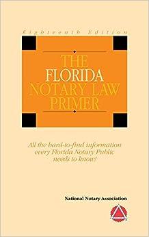 Florida Driver's Handbook