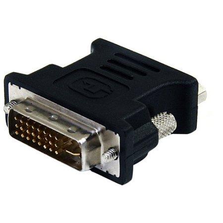 DVI Male To VGA Female Converter (Black Color)