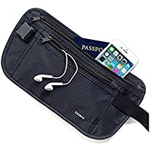 E.e.david Hyper Secure RFID Money Belt|Undercover, Water Resistant, Comfortable And