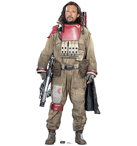 Baze Malbus - Rogue One: A Star Wars Story - Advanced Graphics Life Size Cardboard Standup