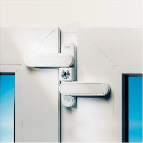Burg Wächter Fenstersicherung weiß WD 3 W SB, Herstellerbestellnummer: 302514 thumbnail