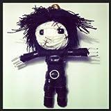 Edward Scissorhands String Doll Keychain