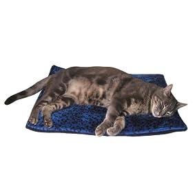 Pet Thermal Cat Mat - Blue Color