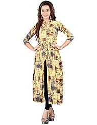 Swastik Women's Clothing Designer Party Wear Low Price Sale Offer Asymmetrical Hemline Georgette Free Size Top...