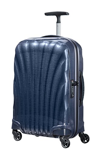 Samsonite Cosmolite 4 Roues 55/20 FL2 Bagage Cabine, 55 cm, 36 L, Midnight Blue