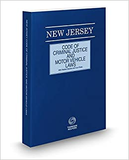 Criminal Justice Code of New Jersey