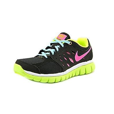 Amazon.com: Nike Flex Run Running Shoes GIRLS YOUTH: Shoes
