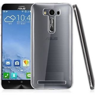 Exclusive Soft Transparent Clear Soft Back Case Cover For Asus Zenfone 2 Laser 5.0 (5 Inches) ZE500KL