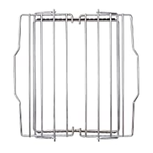Harold Import 7-Position 10 X 9-1/4-Inches Adjustable Roasting Rack
