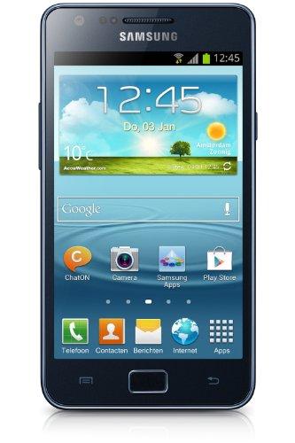 Samsung Galaxy SII Plus, NFC, Smartphone Samsung Italia, Blue Gray