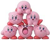 Nintendo Kirby tsumu tsumu Pvc Figure Set of 10 & Warp Star