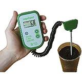 Digital 3 In 1 Soil Tester Analyzer Ph, Fertility, Thermometer Soil Garden Plant Test Tester