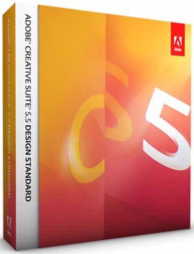 Adobe Creative Suite 5.5 Design Standard Macintosh版
