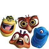 Monsters vs Aliens 3D Maks 8ct