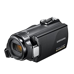 VARIATION PARENT: Samsung H200 Full HD Camcorder with 20x Optical Zoom (Black)