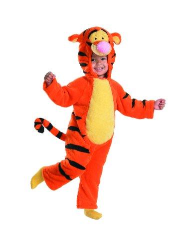 Tigger Deluxe Costume