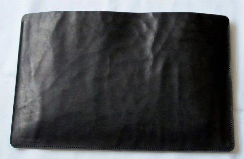 MacBook Air 11インチ オイルヌメ牛本革ケース 黒