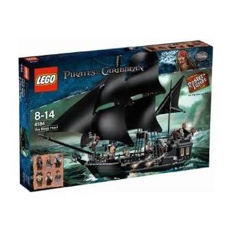 LEGO Pirates of Caribbean (レゴブロック:パイレーツ・オブ・カリビアン) ブラックパール号 LEGO 4184