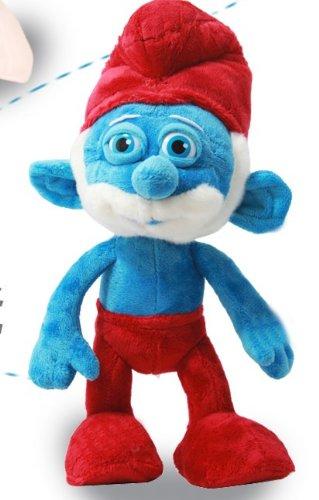 baby smurf papasmurf smurfs cm