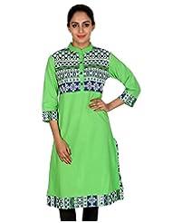 Rajrang Partywear Kurta Tunics Long Kurti Top Size M