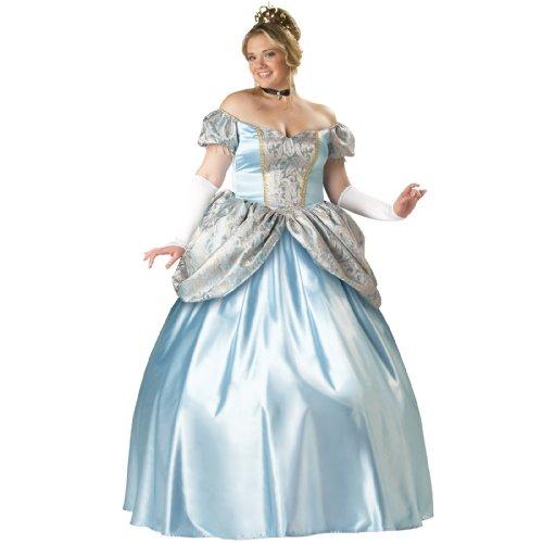Halloween 2017 Disney Costumes Plus Size & Standard Women's Costume Characters - Women's Costume CharactersInCharacter Costumes Women's Enchanting Princess Plus Size Costume