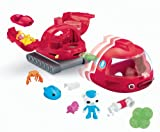 Fisher-Price Octonauts Launch and Rescue Gup X Vehicle