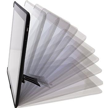 KING JIM ZEROCHROMA iPad用スタンド付きケース(3rd generation/iPad2用)